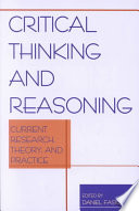 Critical Thinking and Reasoning