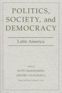 Politics Society And Democracy