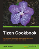 Tizen Cookbook