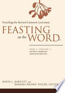 Feasting on the Word Book
