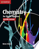 Books - Chemistry For The Ib Diploma Coursebook | ISBN 9781107622708