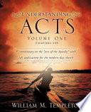 Understanding Acts Volume One Book PDF