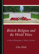 British Religion and the World Wars