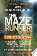 The Maze Runner Series Complete Collection  Maze Runner