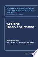 Welding  Theory and Practice