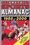 Grays Sports Almanac