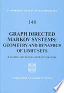 Graph Directed Markov Systems Geometry And Dynamics Of Limit Sets [Pdf/ePub] eBook