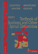 Moe s Textbook of Scoliosis and Other Spinal Deformities