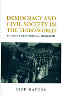 Democracy and Civil Society in the Third World