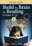 Build the Brain for Reading  Grades 4   12 Book