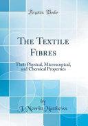The Textile Fibres Book