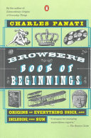 The Browser's Book of Beginnings