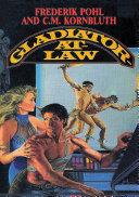 Gladiator-At-Law [Pdf/ePub] eBook