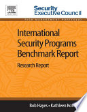 International Security Programs Benchmark Report Book