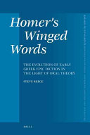 Homer's Winged Words