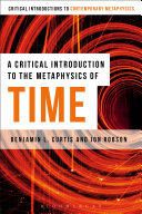 A Critical Introduction to the Metaphysics of Time Pdf/ePub eBook