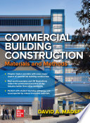 Commercial Building Construction  Materials and Methods
