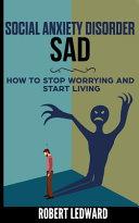 Social Anxiety Disorder Book