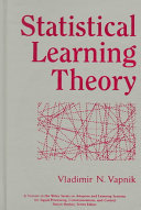 Statistical Learning Theory Book