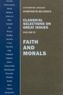 Faith and Morals ebook