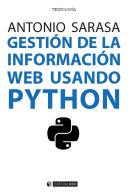 Gestión de la información web usando Python