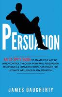 Persuasion Tactics Without Manipulation Pdf/ePub eBook