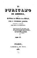 El puritano de America; ó, El valle de Wishton-Wish ebook