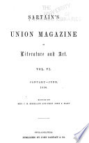 Sartain s Union Magazine of Literature and Art