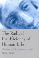 Pdf The Radical Insufficiency of Human Life
