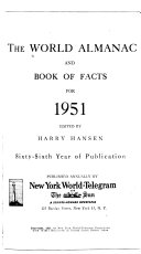 The World Almanac Book Of Facts