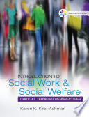 Empowerment Series: Introduction to Social Work & Social Welfare: Critical Thinking Perspectives
