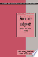 Productivity And Growth Book PDF