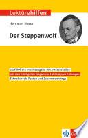 Klett Lektürehilfen Hermann Hesse