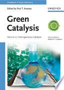 Green Catalysis Book