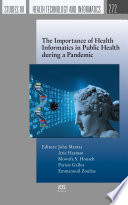 The Importance of Health Informatics in Public Health during a Pandemic
