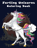 Farting Unicorns Coloring Book