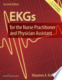 Ekgs For The Nurse Practitioner And Physician Assistant Second Edition Book PDF