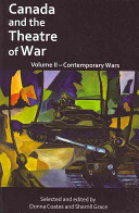 Canada And The Theatre Of War Contemporary Wars Game Of Patience