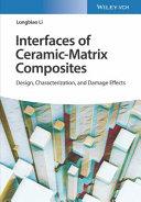 Interface of Ceramic-Matrix Composites Cloth
