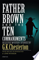 Father Brown and the Ten Commandments Book