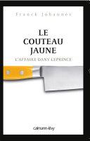 Pdf Le Couteau jaune Telecharger