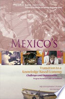 Mexico s Transition to a Knowledge based Economy