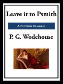 Leave it to Psmith Pdf/ePub eBook