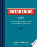 Butchering Beef