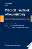 Practical Handbook Of Neurosurgery Book PDF
