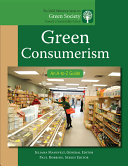 Green Consumerism: An A-to-Z Guide - Seite 214