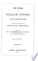 The Works of William Cowper Book PDF