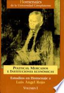 Estudios en homenaje a Luis Ángel Rojo