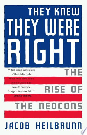Download They Knew They Were Right online Books - godinez books