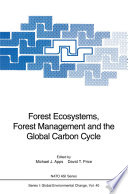 Forest Ecosystems Forest Management And The Global Carbon Cycle Book PDF